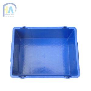 Thùng nhựa đặc (sóng nhựa bít) DCS504 giá rẻ