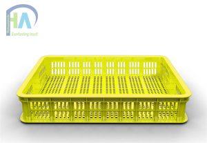 Thùng nhựa rỗng(sóng nhựa hở) HS010 giá rẻ