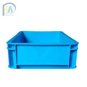 Thùng nhựa đặc B12 (sóng nhựa bít) giá rẻ