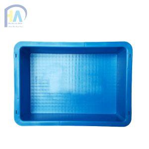 Thùng nhựa đặc (sóng nhựa bít) B12 giá ưu đãi