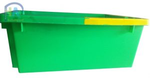 Thùng nhựa đặc( sóng nhựa bít) A7 cạnh ngắn