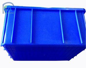 Thùng nhựa đặc (sóng nhựa bít) B10 chất lượng cao