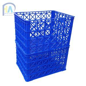 Thùng nhựa rỗng(sóng nhựa hở) HS022 chất lượng cao