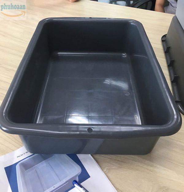 Khay nhựa thu gom bát đĩa