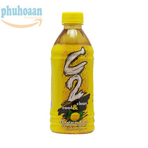 Chai nước ngọt 350ml Phú Hòa An