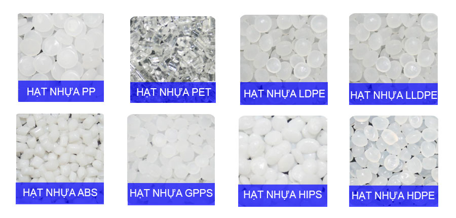 Phú Hòa An cung cấp hạt nhựa chất lượng