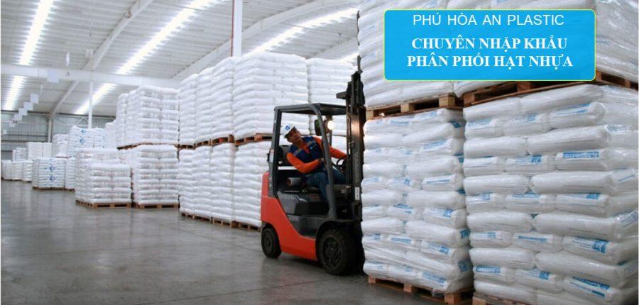 Nhà cung cấp hạt nhựa nguyên sinh Phú Hòa An