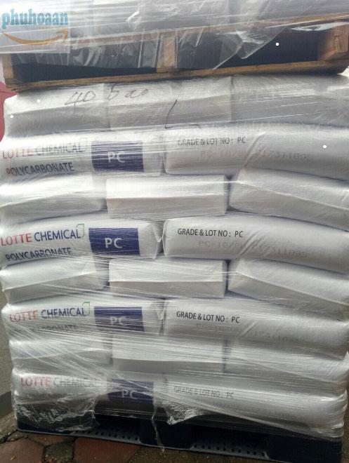 Hạt nhựa PC 1100U - Hạt nhựa nguyên sinh PC chất lượng